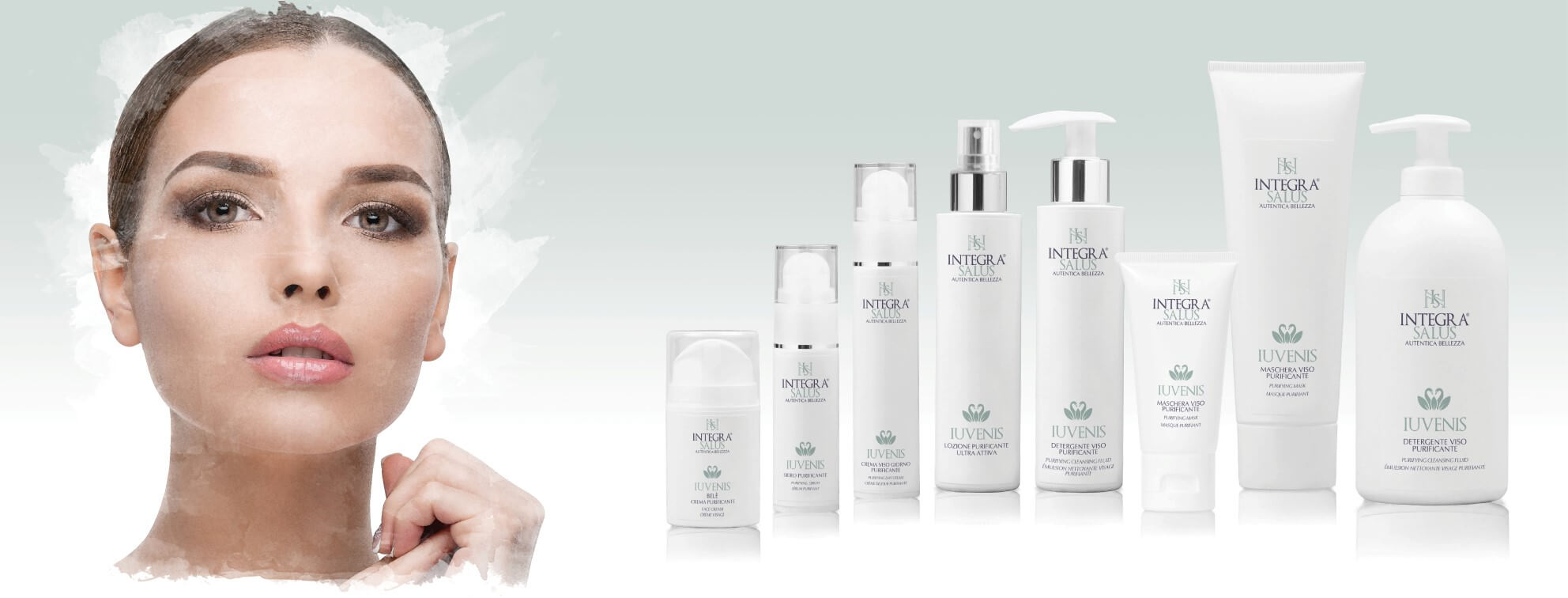 Iuvenis Family - Integra Salus Natural Cosmetics - Purifying